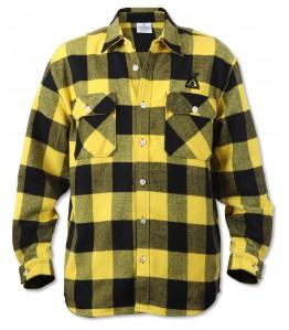 Unisex Heavyweight Flannel Shirt