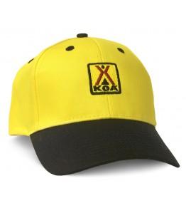 Yellow/Black Cap