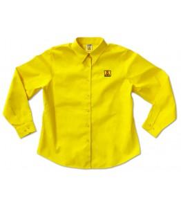Ladies' Twill Long Sleeve Dress Shirt