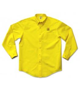 Men's Long Sleeve Twill Dress Shirt