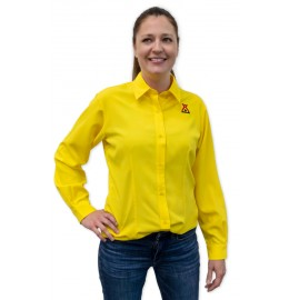 Ladies' Long Sleeve Dress Shirt