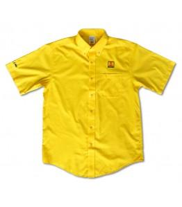Men's Perfect Twill Short Sleeve Dress Shirt (Closeout)