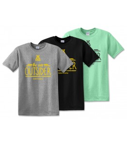 Be An Outsider T-shirt