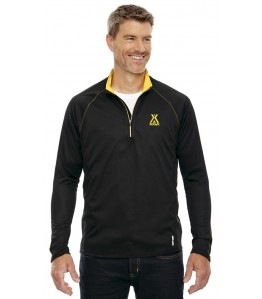 Men's 1/2 Zip Performance Long Sleeve