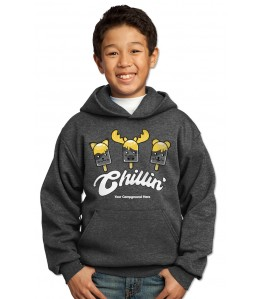 Youth Custom Chilln' Hoodie