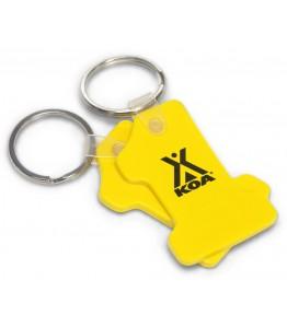 #1 Key Chain