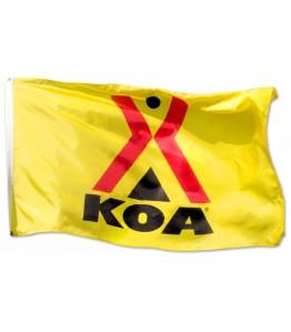 KOA 3x5 Flag