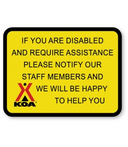 Disabled Assist